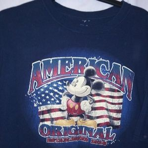 Adult XL Mickey t-shirt short sleeve